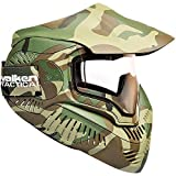 Sly Paintball Maske Annex MI-7, Woodland Thermal, 1393