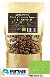 Edelmond FAIR TRADE geröstete Kakaobohnen. Bio Frisch. Grand Cru Qualität 500g