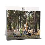 wandmotiv24 individuelles Wandbild aus Acryl Glas mit Foto Bedrucken - Acrylglas Personalisieren - Glasbild mit eigenem Motiv gestalten - Wandhalterung enthalten