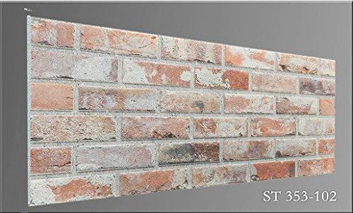 Wandverkleidung Steinoptik Wandpaneele (ST353-102)