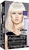 L'Oréal Paris Préférence, 10.21 Plantinperlmuttblond, 3er Pack (3 x 1 Stück)