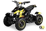 Mini Elektro Kinder ATV Cobra 800 Watt Pocket Quad (gelb)