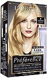 L'Oréal Paris Préférence, 8 Naturblond, 3er Pack (3 x 1 Stück)