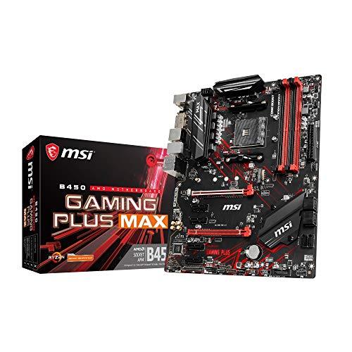 MSI B450 Gaming Plus Max (Sockel AM4/B450/DDR4/S-ATA 600/ATX)