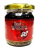 DoraLife Sultan´s Paste - Nahrungsergänzungsmittel - Potenzpaste aus wertvollen Zutaten der Naturheilkunde - Potenzmittel für Männer und Frauen 230g