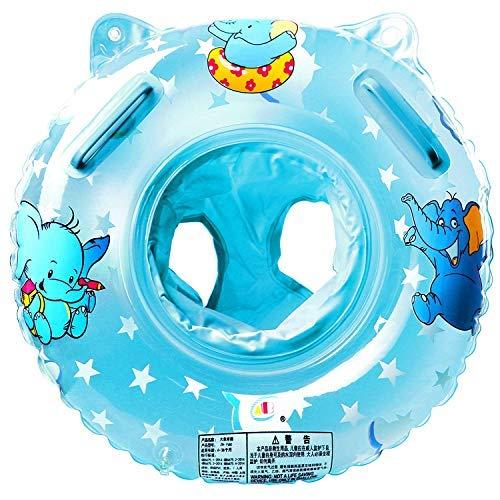 StillCool Baby Schwimmring aufblasbare Schwimmen Float mit Schwimmsitz für Kleinkind Schwimmhilfe Spielzeug 6 Monate bis 36 Monate (blau)