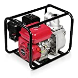 Berlan 3 Zoll Benzin Wasserpumpe 60m³/h - 6,5 PS
