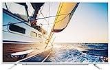 Grundig 32 GFW 6820 80 cm (32 Zoll) LED-Backlight-TV (Full-HD, 1920 x 1080 Pixel, 800 Hz PPR, Triple Tuner (DVB-T2 HD/C/S2), Smart TV), Weiß