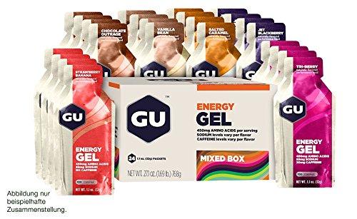 GU Energy Gel, 1er Pack(1 x 768 g)