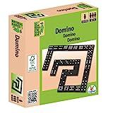 Natural Games Holz Domino, 55 Steine, FSC
