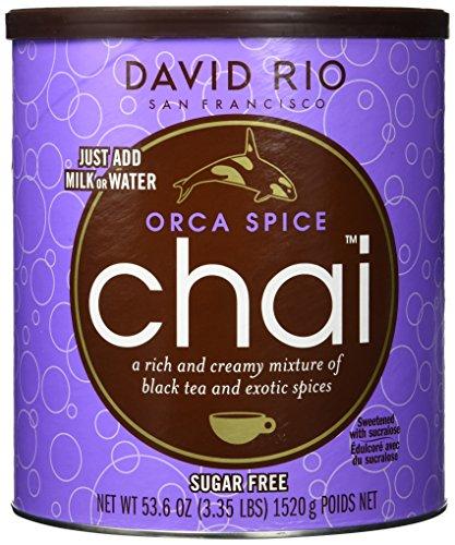 David Rio - Orca Spice Chai Tee, (1 x 1.520 kg)