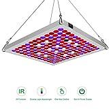 Pflanzenlampe 75W TOPLANET, Aktualisieren Reflektor Led Grow Light Panel mit IR Rot Blau Licht für Gewächshaus Hydroponik Grow Box Veg Wachstum