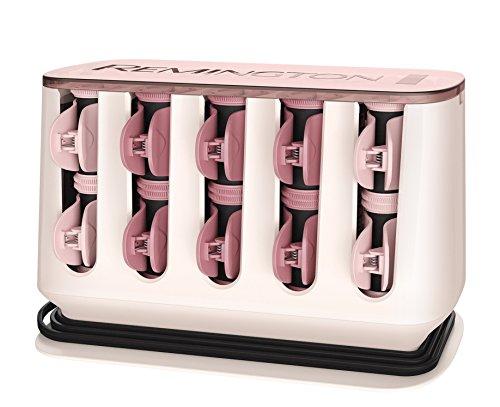 Remington H9100 PROluxe aufheizbare Lockenwickler, rosa