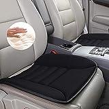 Big Ant Sitzauflage Auto Sitzkissen Auto weiche Sitzkissen Orthopädische Kissen Sitzbezug Pssst für Autositz Bürostuhl Rollstuhl (1 Stück)