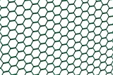 GAH-Alberts 614232 Sechseckgeflecht, grün,500 mm Höhe, 25 m Rolle, 25 mm Maschenweite