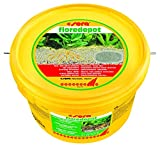 sera 03380 floredepot 4,7 kg (für ca. 120 Liter)- Nährbodensubstrat bei der Neureinrichtung von Aquarien - Eine gute Basis für erfolgreiche Pflanzenpflege