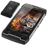 CUBOT Kingkong - IP68 Wasserdicht Staubdicht Stoßfestes Smartphone, Batterie 4400mAh, Android 7.0 5.0 Zoll Viererkabel-Kern 1.3GHz 2GB + 16GB, Kamera 8MP + 13MP GPS