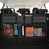 Auto Rücksitz Organizer, Infreecs 3rd Gen Kofferraum Organizer Auto Organizer mit großen Netz-Taschen | Auto Aufbewahrungstasche | Auto-Sitztasche für mehr Ordnung und Platz in Ihrem Kofferraum