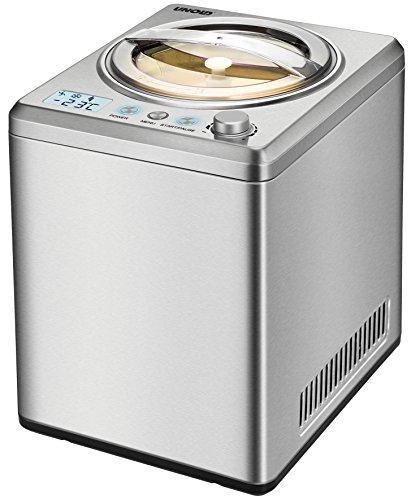 Unold 48880 Eismaschine Profi Plus, 250 W, edelstahl gebürstet