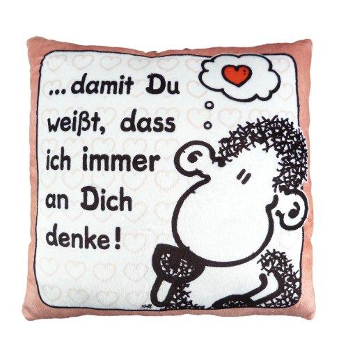 Sheepworld Plüschkissen