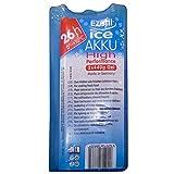 EZetil  Kühlakku Mit Gel-kühlflüssigkeit 2 X 440 G Kühlakku, Grau, M, 2274623