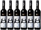 FeinkostKäfer Italien Merlot Rotwein Trocken (6x0.75 l)