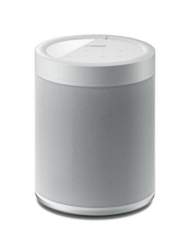 Yamaha MusicCast 20 Soundbox weiß - Kabelloser 2 Wege Netzwerk-Lautsprecher zum Musikstreaming ohne Grenzen - Multiroom WLAN-Speaker kompatibel mit Amazon Alexa