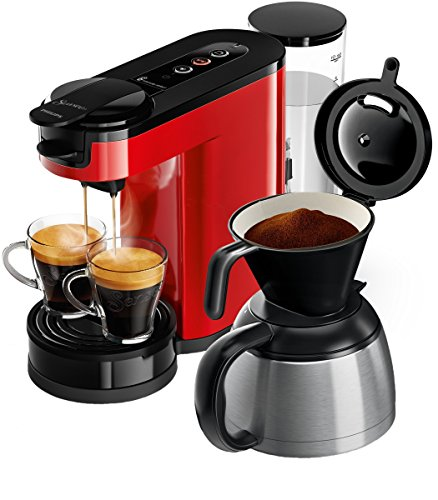 Philips Senseo HD6592/60 Switch 2-in-1 Kaffeemaschine