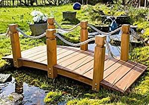 Gaspo 49086-2 Teichbrücke L: 152 cm