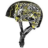 O'Neal Dirt Lid ZF Rift Fahrrad MTB BMX Helm Mountain Bike BMX FR Fidlock Magnet Verschluss, 0584-7, Farbe Gelb, Größe M/L