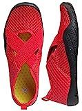 WHITIN Barfußschuhe SchnellTrocknend Wassersportschuhe für Damen , 42 EU,  1# Rot