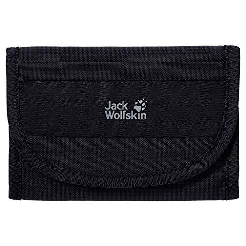 Jack Wolfskin Geldbeutel CASHBAG WALLET RFID, black, ONE SIZE, 8002281-6000