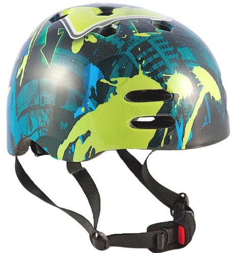 Sport Direct? 'No Bounds' Skate BMX Fahrrad Bike Helm