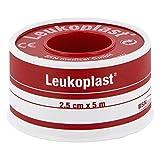 Leukoplast 5 m x 2,5 cm Fixierpflaster, 1 St.