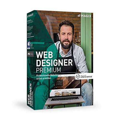 MAGIX Web Designer 16 Premium