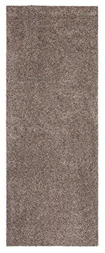andiamo Schmutzfangmatte Samson waschbarer Läufer für den Innenbereich, 67 x 180 cm granit