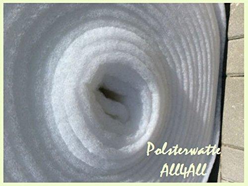 Polsterwatte Vlieswatte Volumenvlies breit 1,6m 200g