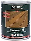 Wilckens Nordic Terrassen Öl, gelblich, 1 Liter 15110200060