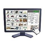 19 Zoll LCD Hochauflösender Monitore Eingebaut Touchscreens Display Bildschirm - 1440x900 Resolution VGA für PC/POS