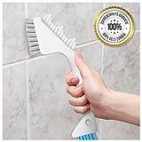 Fugenbürste Reinigungsbürste Fliesenbürste Fugenreinigungsbürste Bad & Küche Leichte Beseitigung von Schimmelpilzen verschmutzten Oberflächen Fugenreiniger 1A Qualität