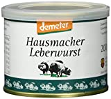 Bio Fit Hausmacher Leberwurst, 6er Pack (6 x 200 g)