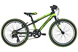 SERIOUS Rockville 20' Flash Green 2019 Kinderfahrrad