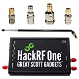 HackRF One Software Defined Radio (SDR), ANT500 & SMA Antenne Adapter Bündel