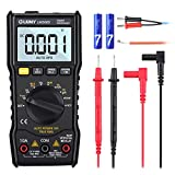 Digital Multimeter, LIUMY LM5005 6000 Counts Auto Range Electrical Tester mit Licht, NCV, AC/DC Voltage Current Detector, Resistance, Capacitance, Diode Electronic digital Meter, Duty Cycle Tester, Temperaturmessung, Hintergrundbeleuchtung