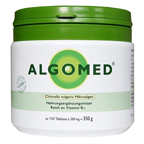 ALGOMED Chlorella Vulgaris Mikroalgen 300 mg Tabletten,350g