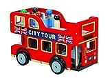Toyland TL14040 Wooden London Bus Spielzeug
