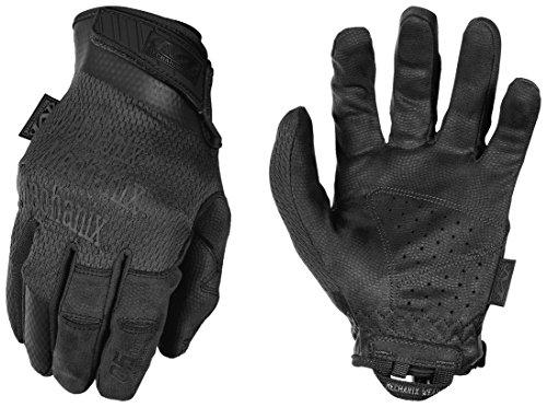 Mechanix MSD-55-009 Wear msd-55–009Specialty 0,5mm Hohe Geschicklichkeit Covert Tactical Handschuhe, Schwarz, Medium
