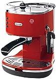DeLonghi ECO 311.R Icona Vintage Kaffeemaschine, rot