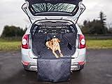 Jekam Hunde Schutzdecke Kofferraum Kombi SUV Kofferraumschutz Autoschondecke Hundedecke Auto Kofferraumschutz