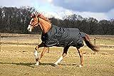 Kerbl Pferdedecke RugBe 200 Winterdecke 145 cm schwarz, 326129